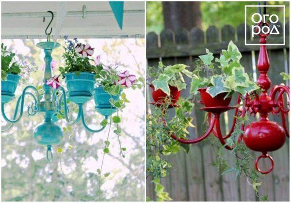13 ideja za izradu neobičnog posuda za cvijeće