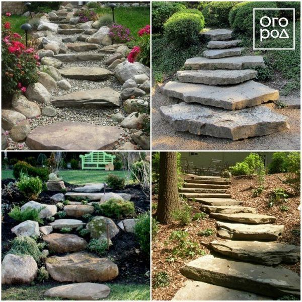 16 nápadov, z ktorých si môžete urobiť krásnu a praktickú záhradnú cestu 15