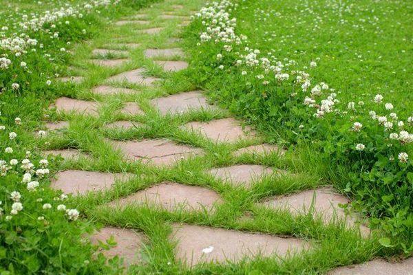 16 nápadov, z ktorých si môžete urobiť krásnu a praktickú záhradnú cestu 16