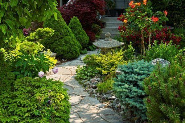 16 nápadov, z ktorých si môžete urobiť krásnu a praktickú záhradnú cestu 18