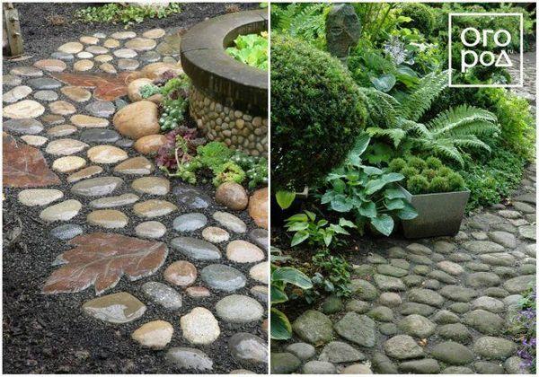 16 nápadov, z ktorých si môžete urobiť krásnu a praktickú záhradnú cestu 20