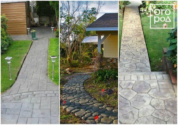 16 nápadov, z ktorých si môžete urobiť krásnu a praktickú záhradnú cestu 23