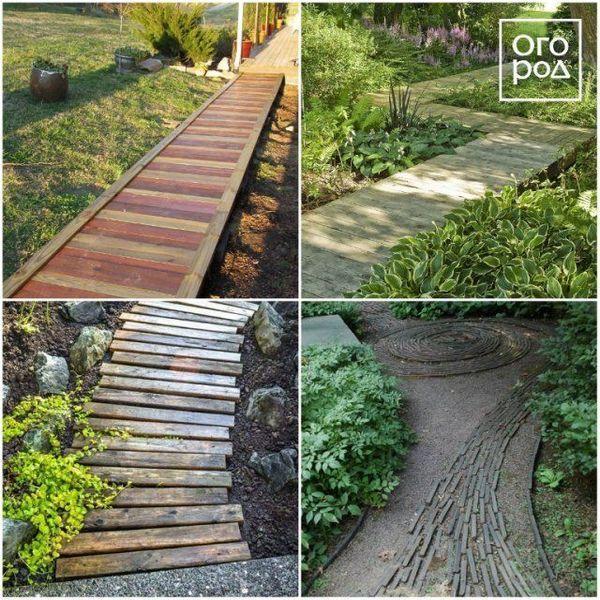 16 nápadov, z ktorých si môžete urobiť krásnu a praktickú záhradnú cestu 27