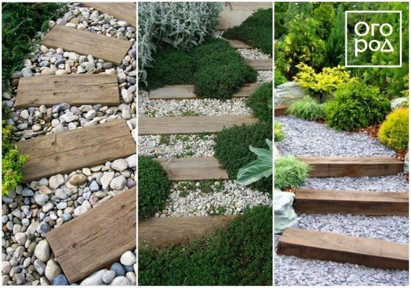 16 nápadov, z ktorých si môžete urobiť krásnu a praktickú záhradnú cestu 4