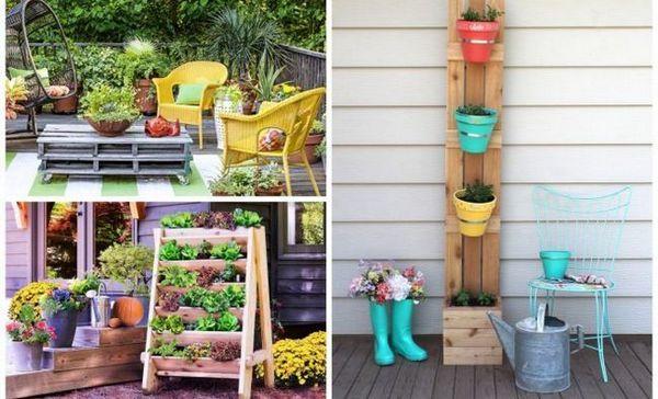 Velike ambicije za mali vrt i 21 ideja za njihovu provedbu