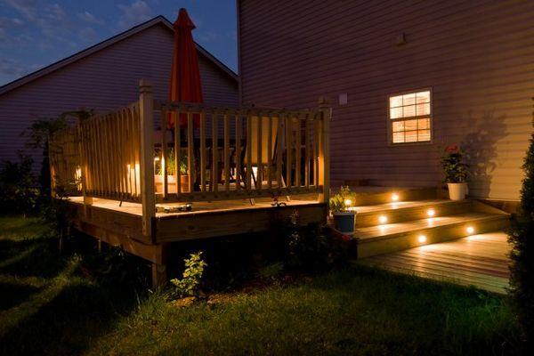 Să fie lumină! - 5 idei câștigătoare pentru iluminatul grădinii 4