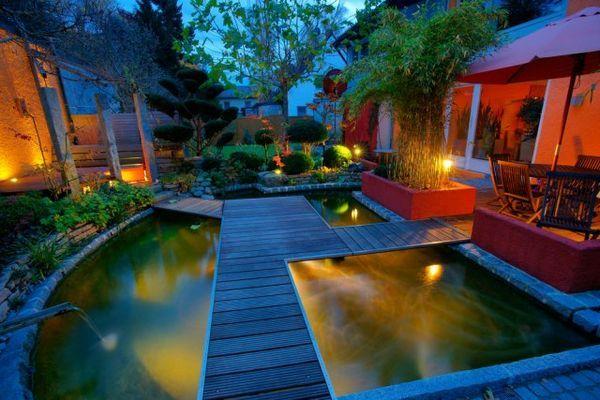 Să fie lumină! - 5 idei câștigătoare pentru iluminatul grădinii 7