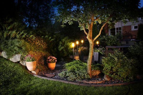 Să fie lumină! - 5 idei câștigătoare pentru iluminatul grădinii 8