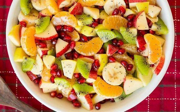 Ovocný vitamínový šalát