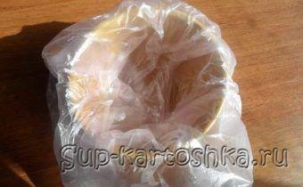 Zimné jahodové pyré s cukrom 5