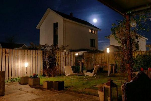 Osvetlenie záhrady: robíme podľa pravidiel as inšpiráciou 3