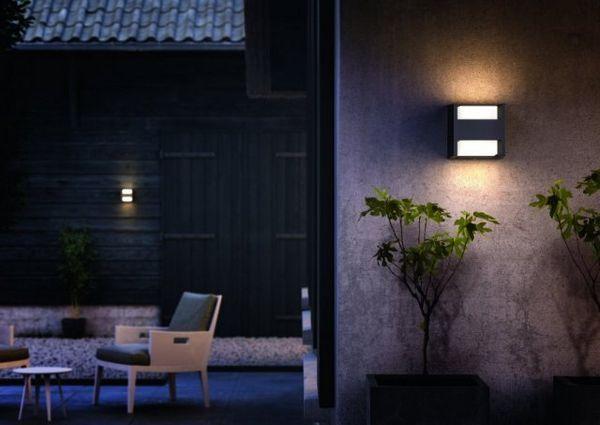 Osvetlenie záhrady: dodržiavame pravidlá as inšpiráciou 4