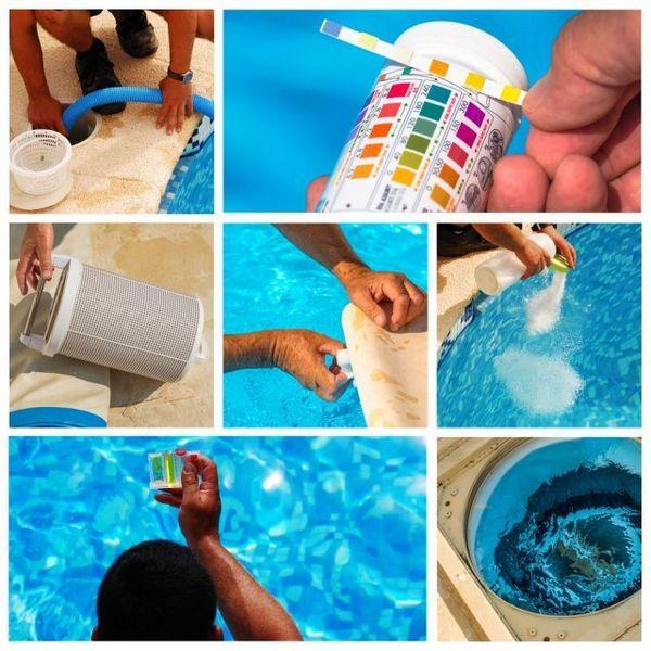Prečo je voda vo vonkajšom bazéne zelená a ako tomu zabrániť? 3