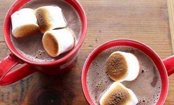 O reteta simpla pentru ciocolata calda