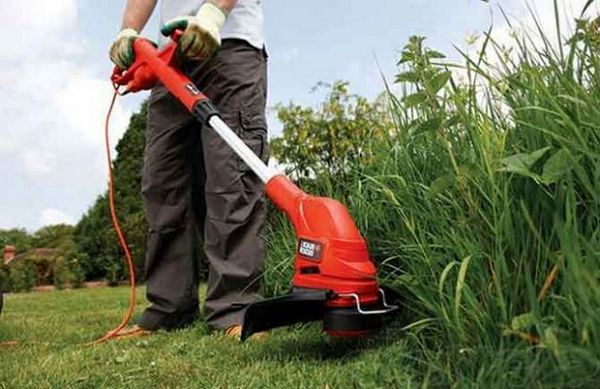 Избор на тример за трева 2